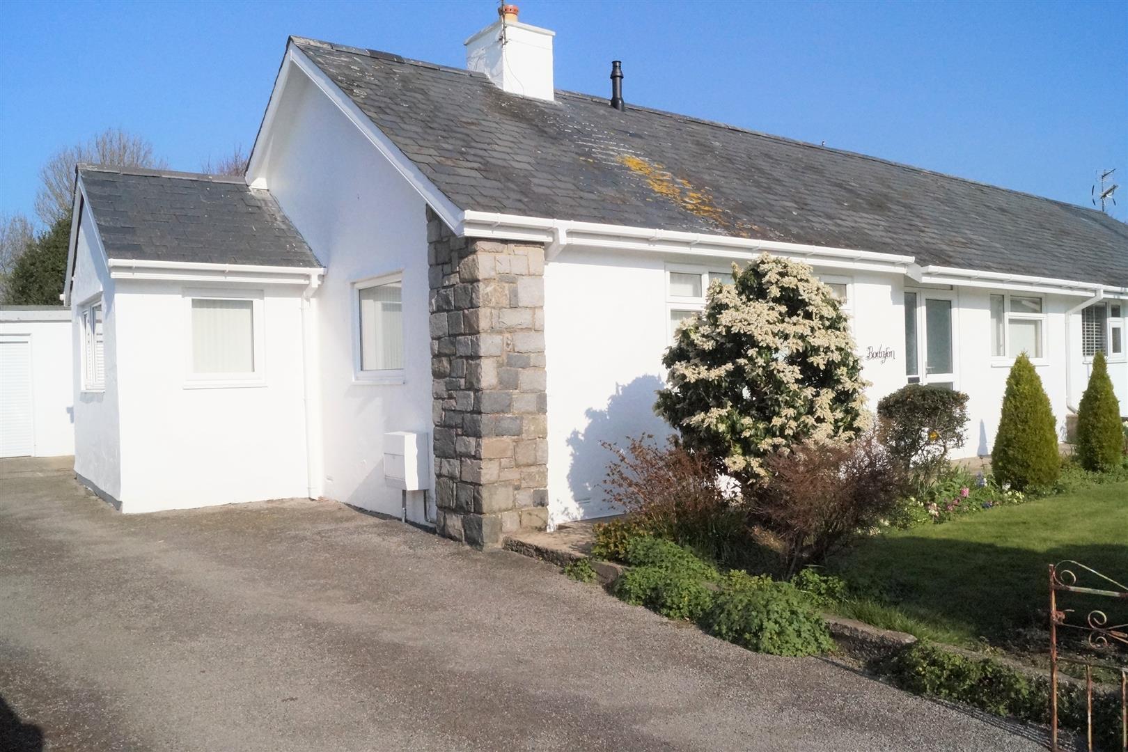Glanerch, Abererch, Pwllheli - £180,000/Reduced to